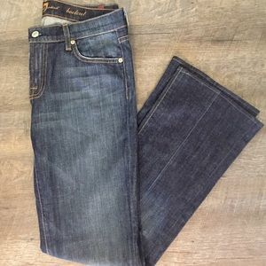 7 For All Mankind Size 29 Bootcut Jeans
